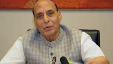Photo of Will work for you and succeed: Rajnath Singh tells Armed Forces