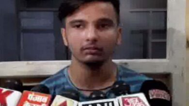 Photo of 3 held for thrashing a national level player in Baghpat