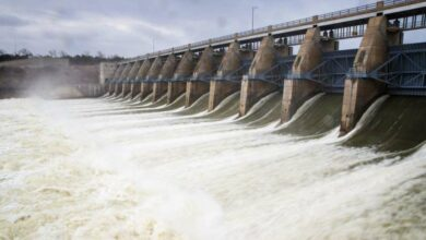 Photo of Water levels in the reservoirs are comfortable and will last for next four months