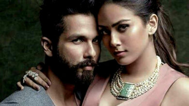 Photo of Shahid has even aced hat-hair, says wife Mira
