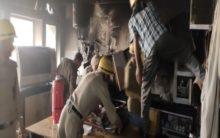 Fire breaks out at Indira Gandhi Medical College in Shimla