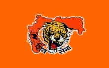 Shiv Sena takes out a procession against private insurance firms