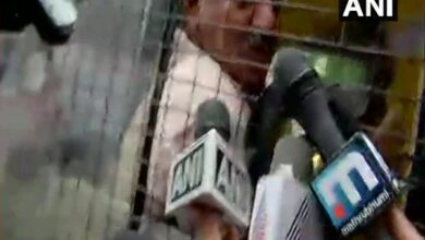 Photo of High drama in Mumbai as Shivakumar, others detained by Mumbai Police