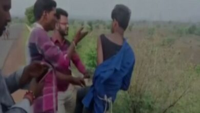 Photo of Man beaten up for smuggling cattle in MP's Katni