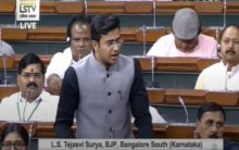 BJP's Tejasvi Surya urges Centre to extend NRC to K'taka