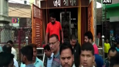 Photo of Man arrested for attempting to vandalise temple in UP