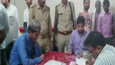 Photo of Unnao: 3 madarsa students thrashed, forced to chant 'Jai Shri Ram', accused arrested