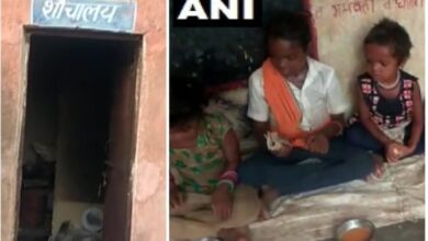Photo of MP: Toliet in Anganwadi used as kitchen to serve midday meal