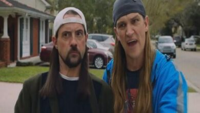 Photo of 'Jay and Silent Bob Reboot' trailer is a barrel of laughs!