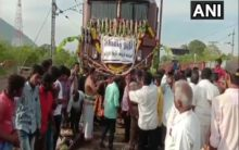 Train carrying water for parched Chennai leaves Jolarpet
