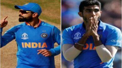 Photo of ICC ODI Rankings: Virat Kohli, Jasprit Bumrah retain top spots