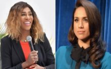 Serena Williams doesn't read stories about Meghan Markle!