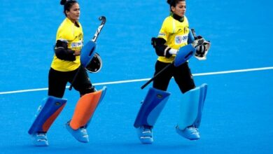 Photo of Hockey India names nine women players for special goalkeeping camp