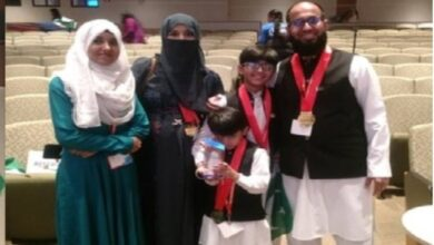 Photo of Meet 10-year-old Hafiz-e-Quran who won Artificial Intelligence Technology award in USA