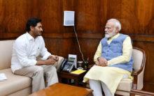AP CM Jagan meets PM