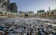 Saudi Arabia begins celebrating Eid-ul-Adha