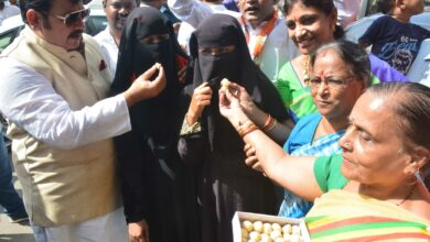 Photo of BJP Minority Morcha holds Victory Celebration at Abids