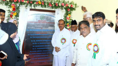 Photo of Inaugurated School Building at Bhanunagar