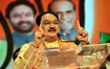 Nadda asks Old & New leaders to strive for Party Strength in TS