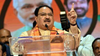 Photo of Telangana government neck-deep in corruption: Nadda