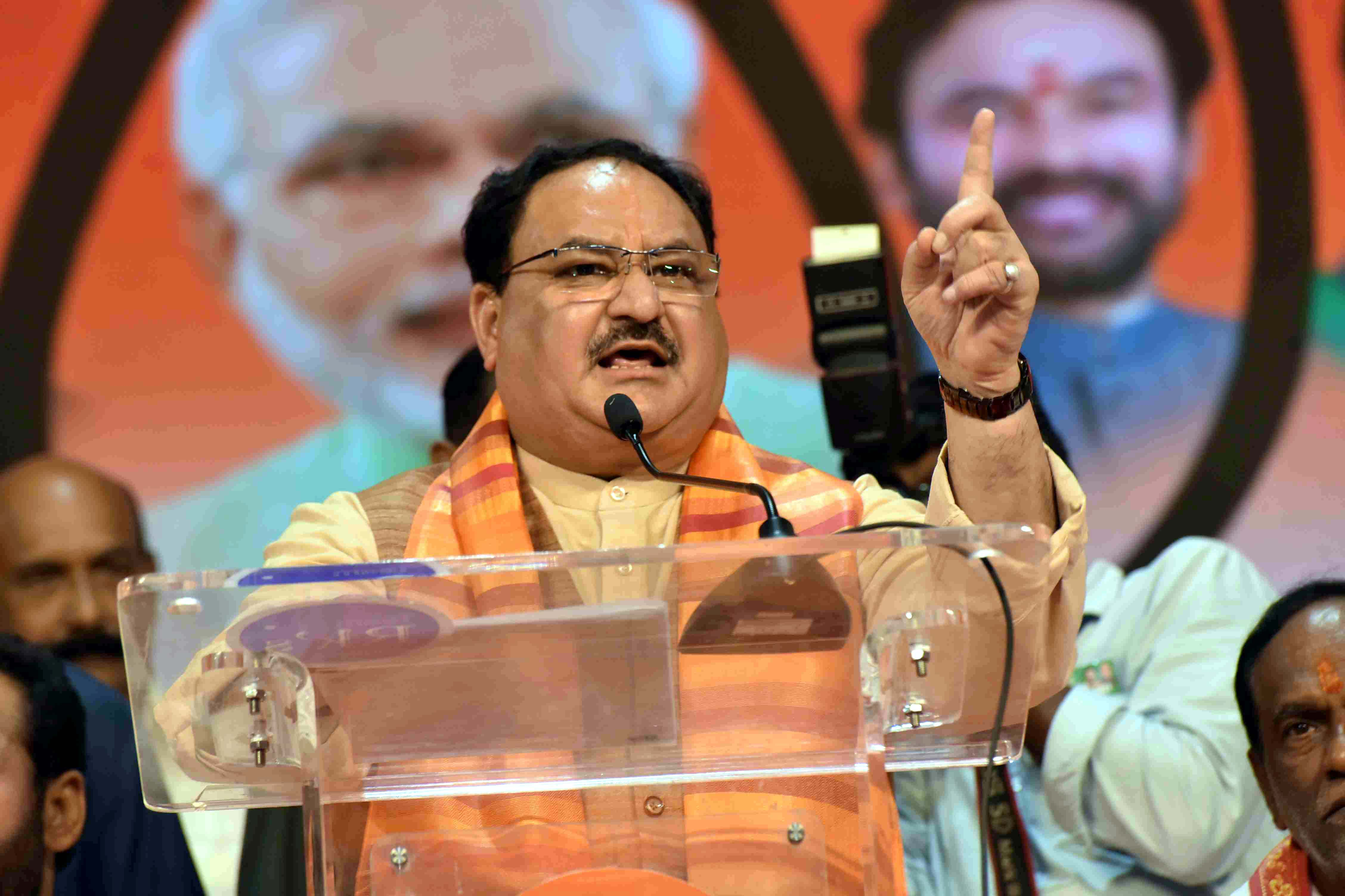 BJP fulfills 'One country-One Constitution' theory: JP Nadda