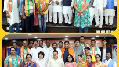 Photo of Major Syed Hameed joins BJP