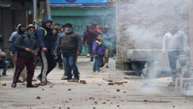 Photo of With radicals out of J&K, stone-pelting steeply drops