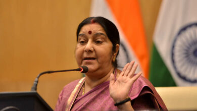 Photo of The U.S Mission to India mourned the passing of Sushma Swaraj