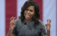 'Zero chance': Michelle Obama on running for US President