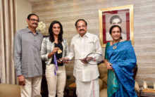 Sindhu is the pride of the nation: Vice President