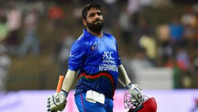 Photo of Mohammad Shahzad handed 1-yr ban for misconduct