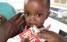 822 million suffer from chronic malnutrition, FAO says
