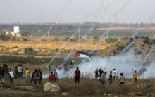 Israeli aircraft strikes Gaza after Palestinian mortar fire