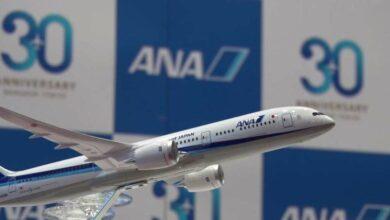 Photo of ANA celebrates 30th anniversary of flight
