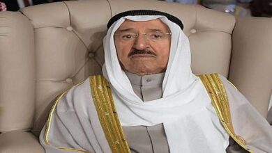 Photo of Kuwait says emir recovered from 'setback'