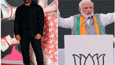 Photo of Aamir Khan backs PM Modi's move to ban single-use plastic