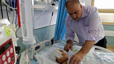Photo of Family of Palestinian boy wounded wants answers from Israel