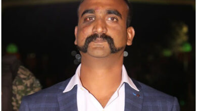 Photo of Abhinandan awarded Vir Chakra for shooting down Pak F-16