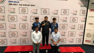 Photo of Abid Ali Khan bags Gold in shooting Championship