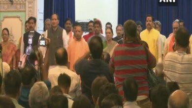 Photo of CM Yogi Adityanath allocates portfolios after cabinet reshuffle
