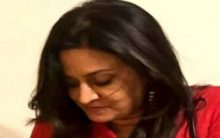 Ajay Bisaria's wife reaches Pakistan for final pack up