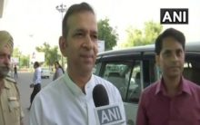 Indian High Commissioner to Pak Ajay Bisaria leaves Islamabad