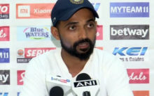 Not a selfish guy: Rahane not concerned about missing a hundred