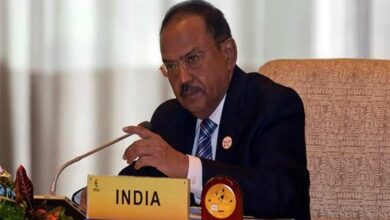 Photo of NSA Ajit Doval meets his French counterpart Emmanuel Bonne