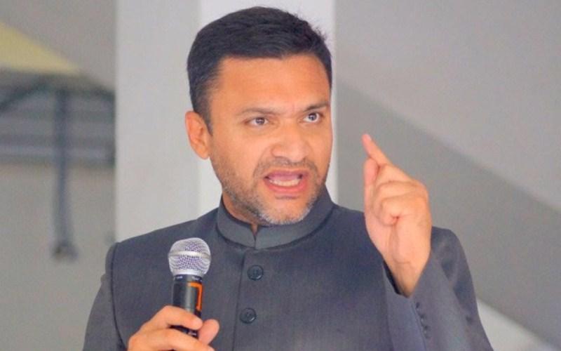 Case against Akbaruddin: CID to file counterCase against Akbaruddin: CID to file counter