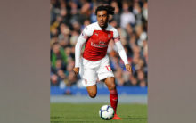 Alex Iwobi joins Everton on five-year deal