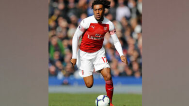 Photo of Alex Iwobi joins Everton on five-year deal