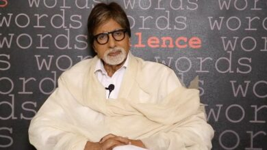 Photo of First look Amitabh Bachchan from 'Sye Raa Narasimha Reddy' out!