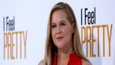 "Photo of Amy Schumer calls parenting ""nuts"""