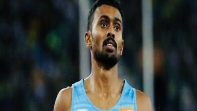 Photo of Muhammed Anas wins gold medal at Athleticky Mitink Reiter